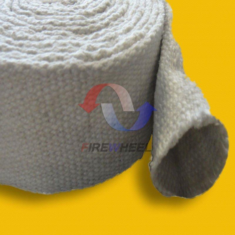 Heat Insulation Ceramic Fiber Sleeves Buy Ceramic Rope