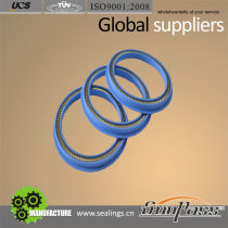 High Performance PTFE Spring Energized Seal