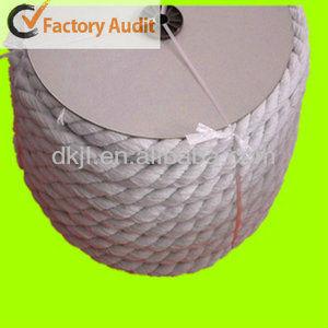 Round braided Ceramic Fiber Rope