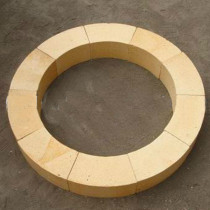 Curved Fire Brick for Customed in China