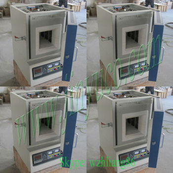 JY-1200M High Temperature Metal Melting Furnace (CE Quality)