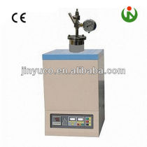 High Temperature Laboratory Heat Treatment Vertical Vacuum Tube Furnace
