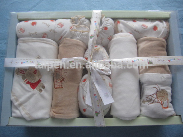 Wholesale latest cute style soft fabric baby clothes set for Wholesale baby fabric