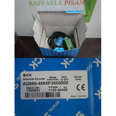 SICK Absolute Encoder AG665-4665P3500000