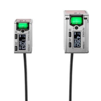 Keyence Laser Sensors Amplifier & Sensor Head