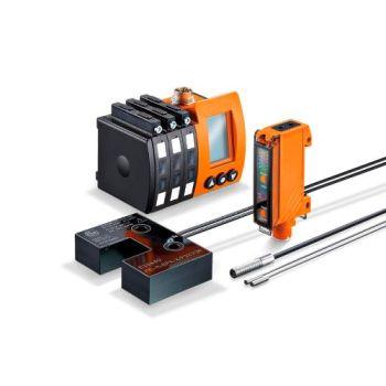 IFM Fiber Optic Sensors and Amplifiers