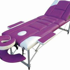 AT019   Suitable SPA Massage Table in Beauty,Aluminum portable massage table