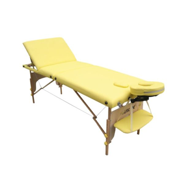 Economic massage table