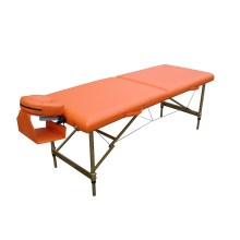 Hot Beauty Aluminum Portalbe Folding Adjustable Massage Table Massage Bed