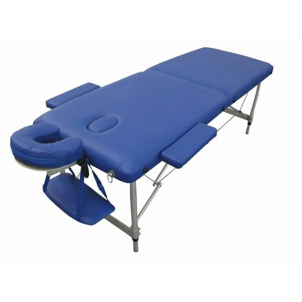 H-Root Adjustable Height Massage Table, Aluminum Massage Table, Chiropractic Table