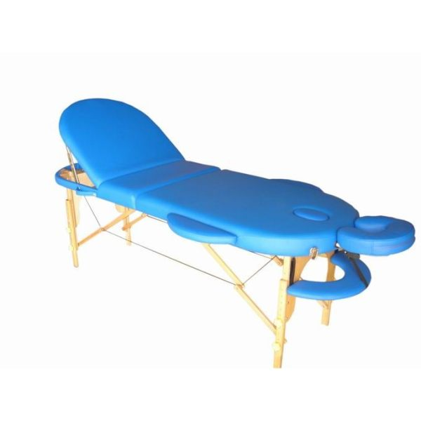 Wood portable massage table