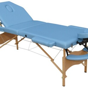 M023    Wood portable massage table