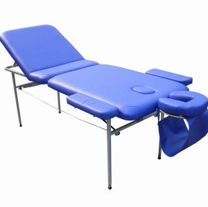 t005     Metal portable massage table