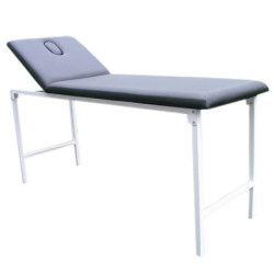 T010     Metal portable massage table
