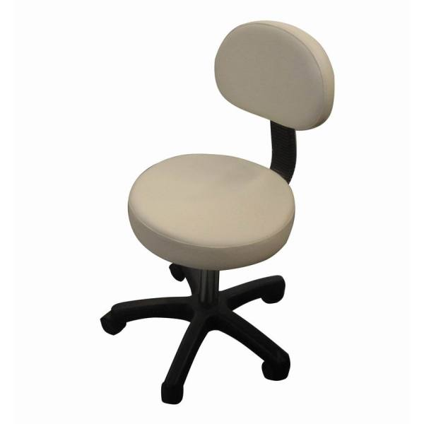 H-ROOT Gas stool Massage stool with backrest