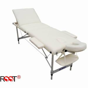 H-ROOT Aluminum Frame portable massage table