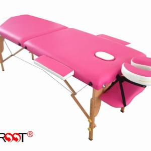 M001S   H-ROOT Two color mix design massage table