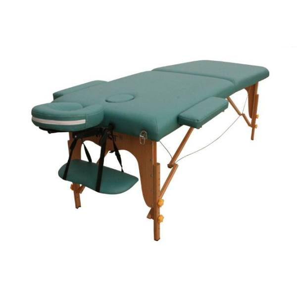 H-ROOT WOOD PORTABE MASSAGE TABLE