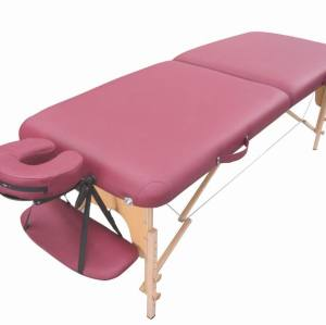 M020    High quality Wood Portable massage table