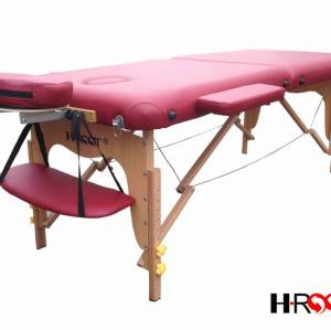 M028    H-ROOT High Quality Wood Portable Massage Table