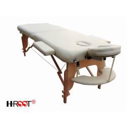 H-ROOT 豪华木制加厚折叠按摩床