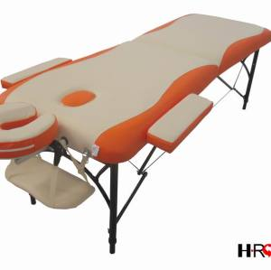 T006     H-ROOT Stron Metal Portable Massage Table