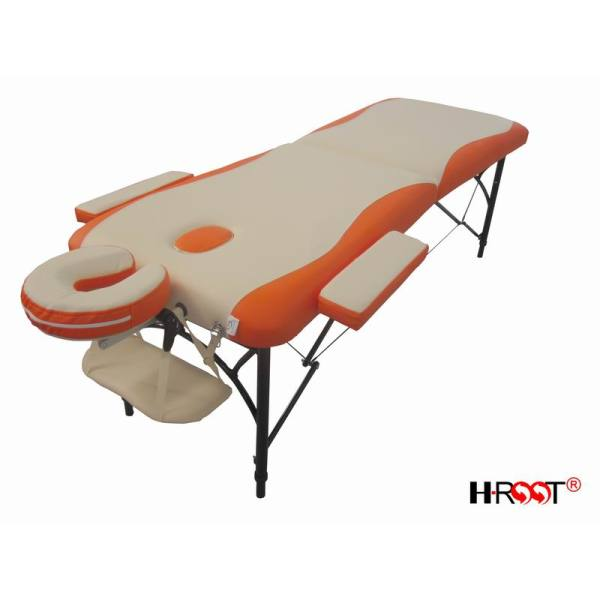 H-ROOT坚固金属收折按摩床