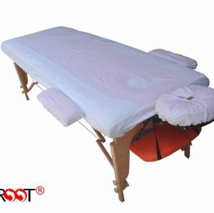 TC01    100% Cotton Table Cover for Massage Table
