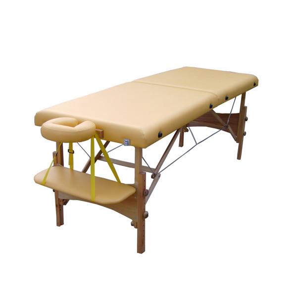H-ROOT mesa de masaje de madera
