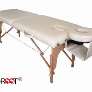 H-ROOT 经济实惠型木制收折按摩床