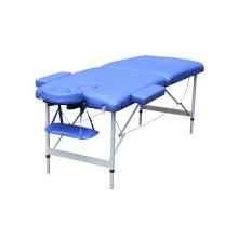 AT028  H-ROOT  Aluminium portable massage table facial beds