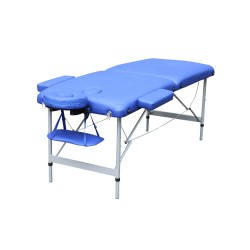 AT028  H-ROOT  Aluminium portable massage table facial beds