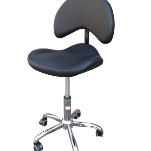 MST041  H-ROOT Gas stool Massage stool with backrest