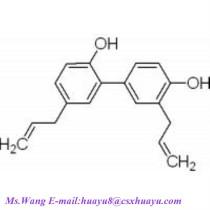 和厚朴酚CAS 号: 35354-74-6 HPLC>98%