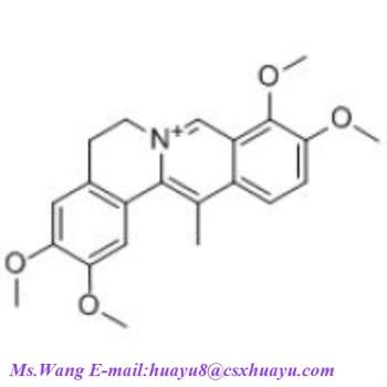 去氢延胡索素CAS 号:30045-16-0 HPLC> 98%