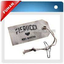 custom high quality garment tag/label