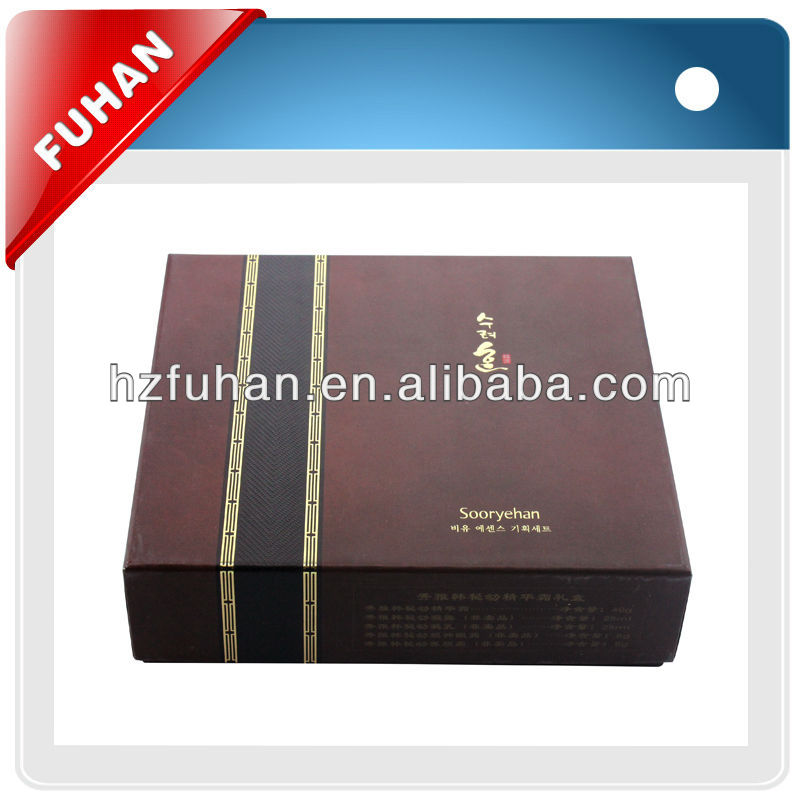 New Style cheap wooden boxes for garments