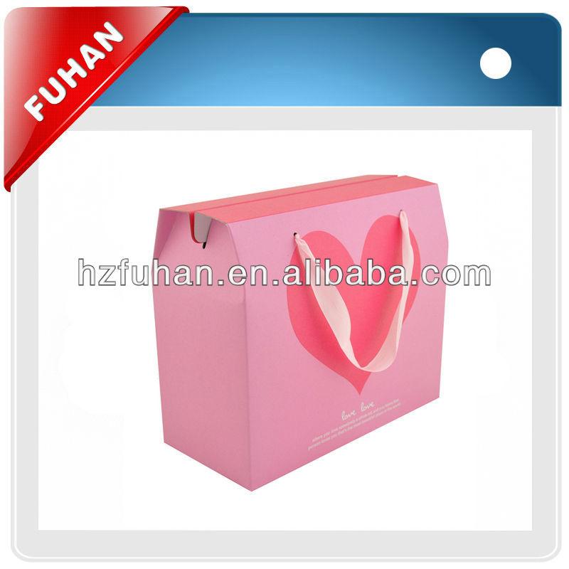 Modern Style Paper Hand Bag