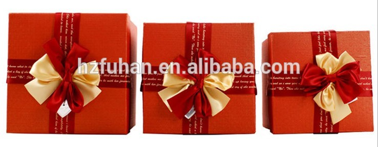 2014 Fashionable style newest design gift packing box for gift,garment
