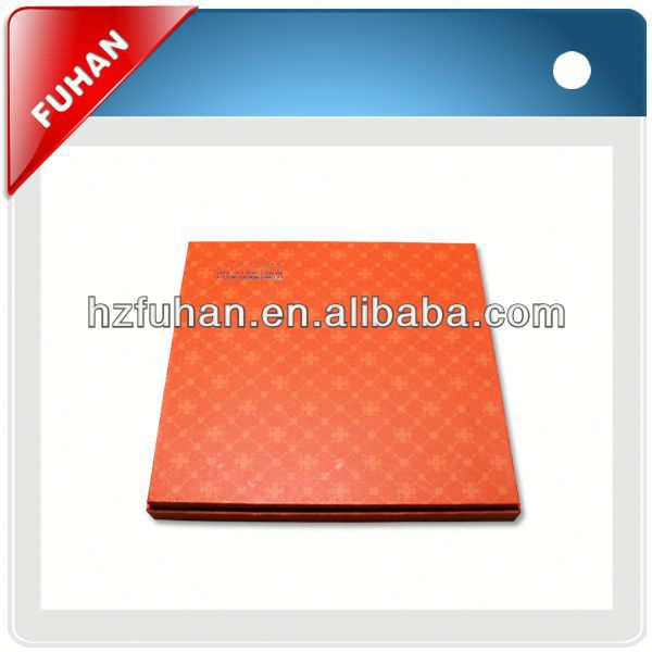 2013 newest style custom packing box for clothes industry