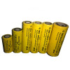 Electronic cigarette 18500 high drain battery 20A discharge Solotech battery