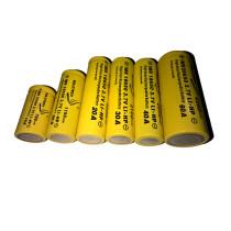 Ecig mod 18500 high drain battery 20A discharge Solotech battery