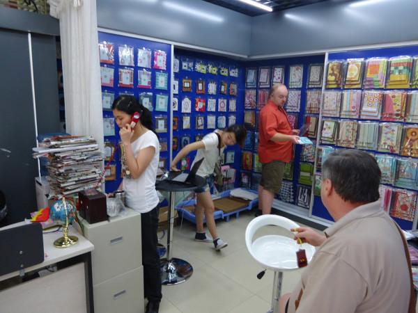 Yiwu and Guangzhou Shoes Market Visit