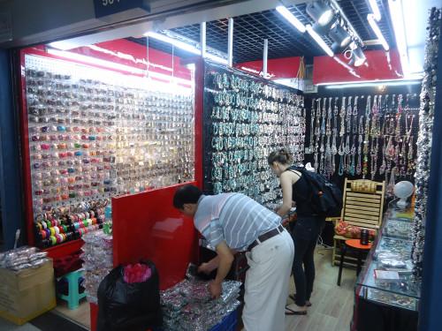 Yiwu and Guangzhou Sports Items Market Visit