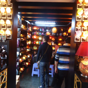 Yiwu and Guangzhou Sock, Panty-hose, Underware Market Visit