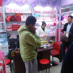 Yiwu and Guangzhou Home Appliance Product Market