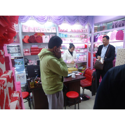 Yiwu and Guangzhou Home Appliance Product Market