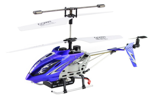 F161 Popular Two Color Three channel Remote Control Electric Toy Helicopter