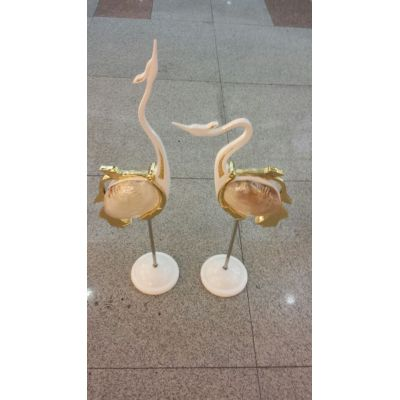 Hight Quality Wholesale Home ResinTwo Color ZS-321 Decoration  Hot  in Yiwu Market