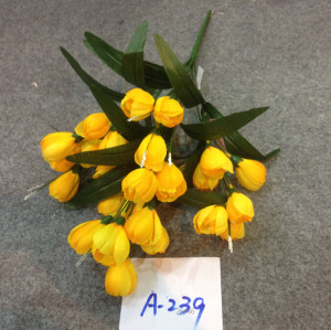 A-239/ A-243 Top Sale Hight Quality  Flower Home decoration Wholesale In Yiwu Market